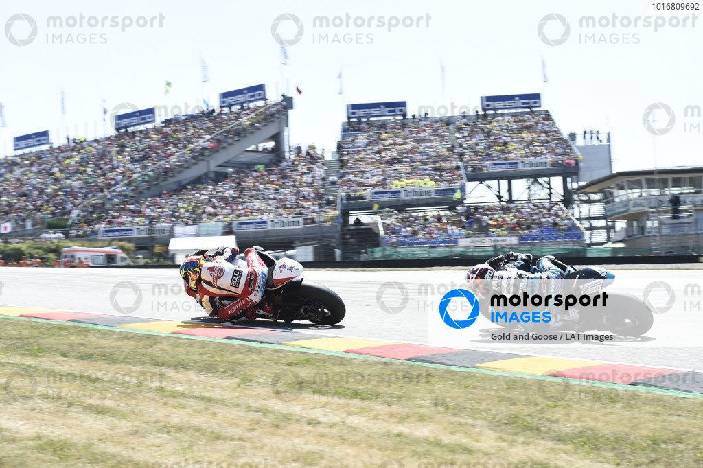Jorge Navarro, Federal Oil Gresini Moto2.