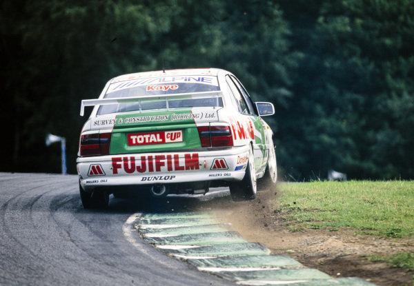Richard Kaye, Mint Motorsport, Vauxhall Cavalier.