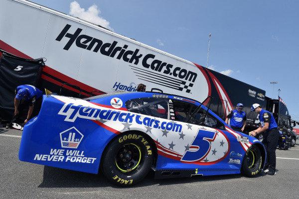 #5: Kyle Larson, Hendrick Motorsports, Chevrolet Camaro HendrickCars.com