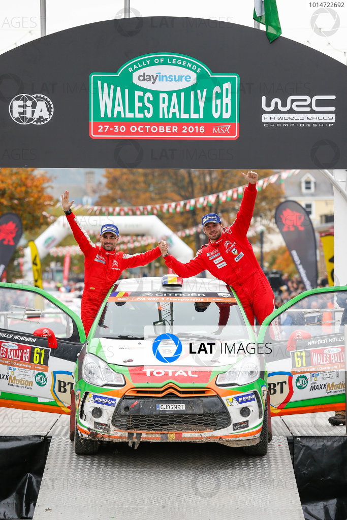Round 12 - Wales Rally GB