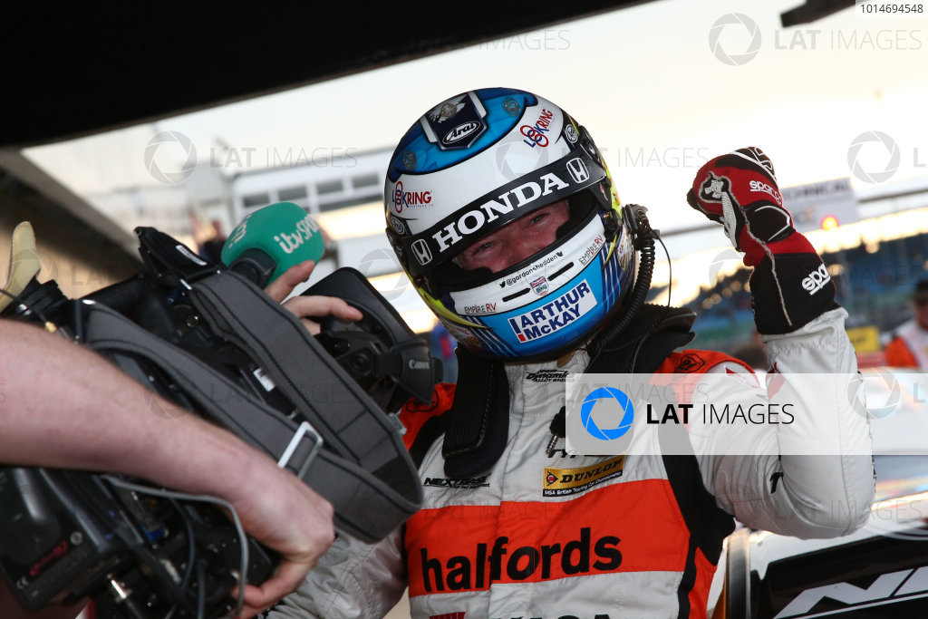 Round 9 - Silverstone, UK