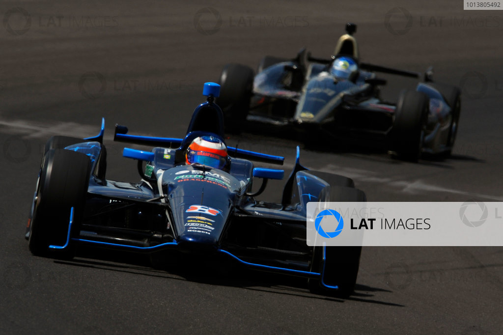 2012 IndyCar Indy 500 Practice