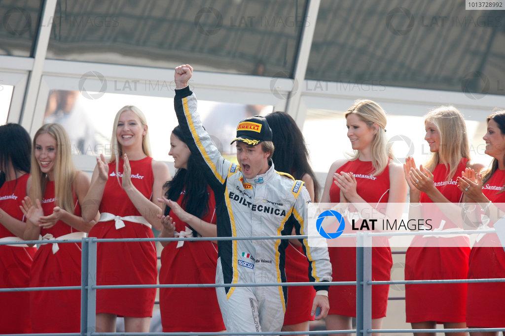 2012 GP2 Series. Round 11.