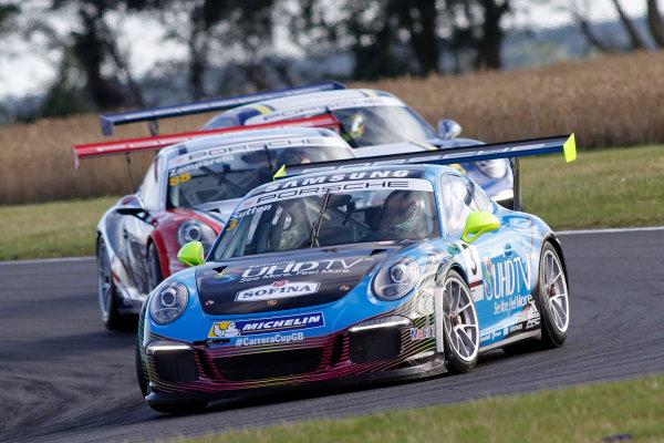 2015 Porsche Carrera Cup, Snetterton, Norfolk. 8th-9th August 2015, James Sutton (GBR)  World copyright.Jakob Ebrey/LAT Photographic