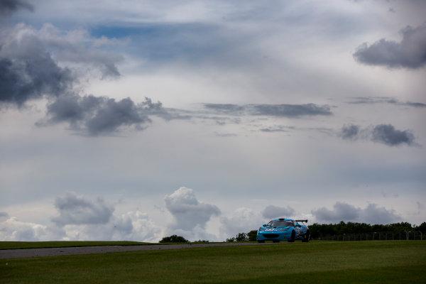 2015 British GT Championship, Donington Park, England. 12th - 13th September 2015. Richard Taffinder / James Nash Stratton Motorsport UltraTek Lotus Evora GT4.  World Copyright: Zak Mauger/LAT Photographic. ref: Digital Image _L0U9795