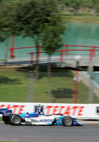Paul Tracy (CAN), Forsythe Championship Racing Lola Ford Cosworth. Champ Car World Series, Rd3, Tecate Grand Prix, Fundidora Park, Monterrey, Mexico, 19-21 May 2006. DIGITAL IMAGE