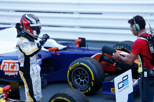 2014 GP2 Series Round 3 - Race 2 Monte Carlo, Monaco. Saturday 24 May 2014. Stephane Richelmi (MON, DAMS)  Photo: Alastair Staley/GP2 Series Media Service. ref: Digital Image _79P3951