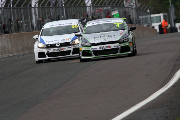 2017 Volkswagen Cup Oulton Park, 15th-17th April, 2017, Phil House World copyright. JEP/LAT Images