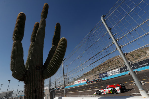 Verizon IndyCar Series Desert Diamond West Valley Phoenix Grand Prix Phoenix Raceway, Avondale, AZ USA Friday 28 April 2017 Marco Andretti, Andretti Autosport with Lendium Honda World Copyright: Michael L. Levitt LAT Images