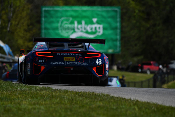 Pirelli World Challenge Victoria Day SpeedFest Weekend Canadian Tire Motorsport Park, Mosport, ON CAN Saturday 20 May 2017 Ryan Eversley/ Tom Dyer World Copyright: Richard Dole/LAT Images ref: Digital Image RD_CTMP_PWC17073
