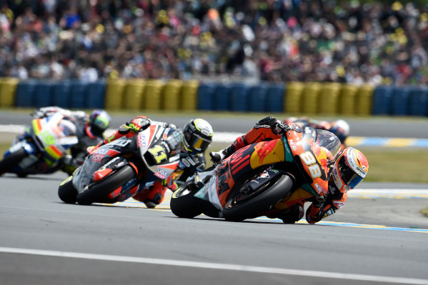 2017 Moto2 Championship - Round 5 Le Mans, France Sunday 21 May 2017 Ricard Cardus, Red Bull KTM Ajo World Copyright: Gold & Goose Photography/LAT Images ref: Digital Image 671701