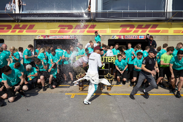 Canadian Grand Prix: Priority