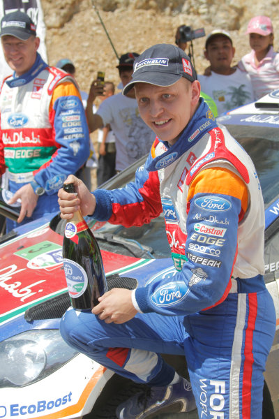 Round 2, Rally of Mexico, 3rd-6th March 2011Mikko Hirvonen, Ford Fiesta ST WRC,Worldwide Copyright: McKlein/LAT