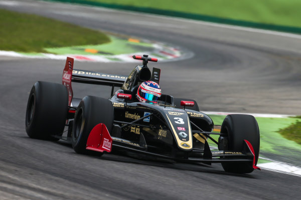 MONZA (ITA) Sept 30-Okt 2-2016 - International GT Open, Euro Formula Open and Formula V8 series 2016 at Autodromo di Monza. Rene Binder #3 Lotus. Action. © 2016 Diederik van der Laan  / Dutch Photo Agency / LAT Photographic