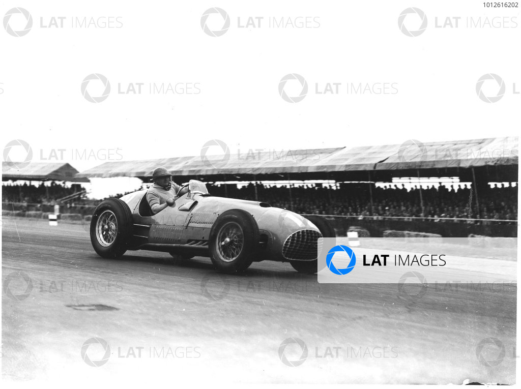 1951 British Grand Prix.