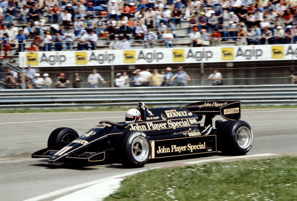 1983 San Marino Grand Prix.