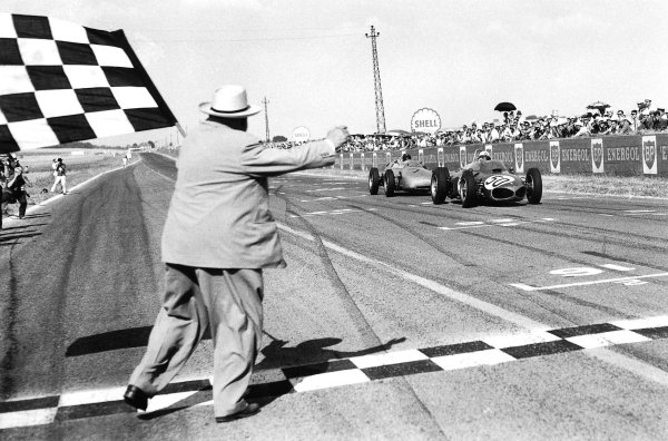 1961 French Grand Prix.