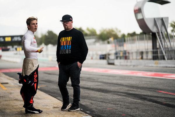 Liam Lawson (NZL) MP Motorsport