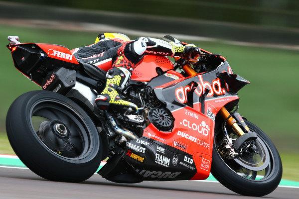 Alvaro Bautista, Aruba.it Racing-Ducati Team, Air scoop.