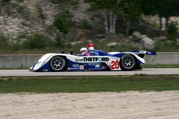 Chris Dyson (USA) Dyson Racing Lola B01/60 AER. American Le Mans Series, Rd7, Road America, Elkhart Lake, USA, 19-21 August 2005. DIGITAL IMAGE
