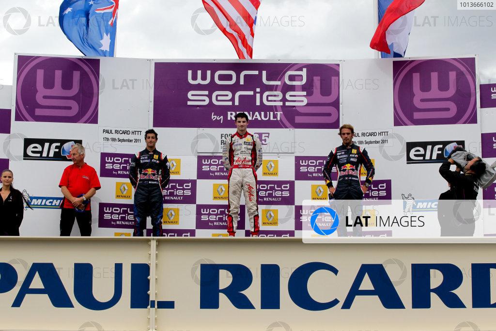 PAUL RICARD - AUTOSPORT - WORLD SERIES RENAULT