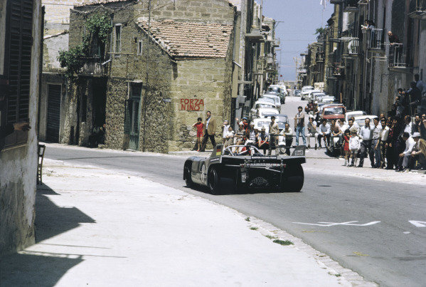 1971 Targa Florio.