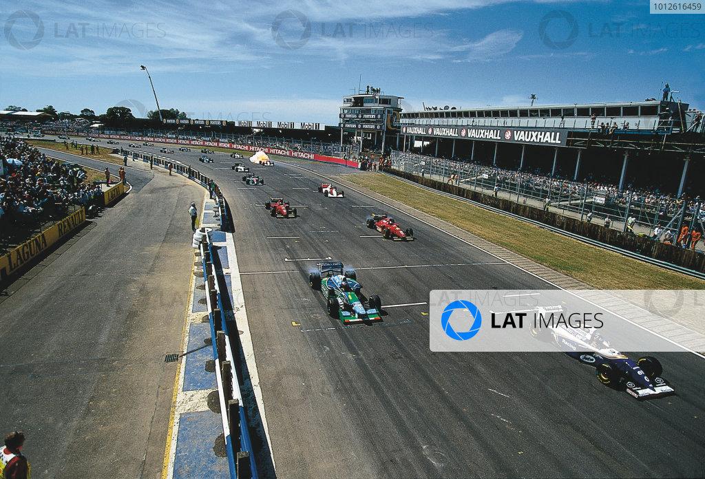 1994 British Grand Prix.