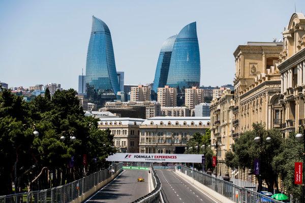 2017 FIA Formula 2 Round 4. Baku City Circuit, Baku, Azerbaijan. Friday 23 June 2017. Norman Nato (FRA, Pertamina Arden)  Photo: Zak Mauger/FIA Formula 2. ref: Digital Image _56I6694