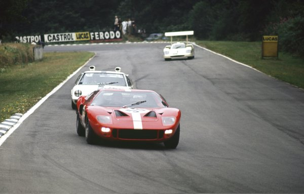 1967 BOAC 500.