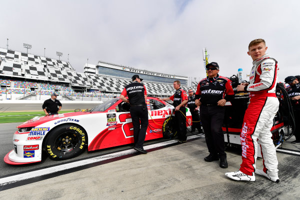NASCAR Xfinity Series PowerShares QQQ 300 Daytona International Speedway, Daytona Beach, FL USA Saturday 17 February 2018 Matt Tifft, Richard Childress Racing, Nexteer Chevrolet Camaro World Copyright: Logan Whitton LAT Images