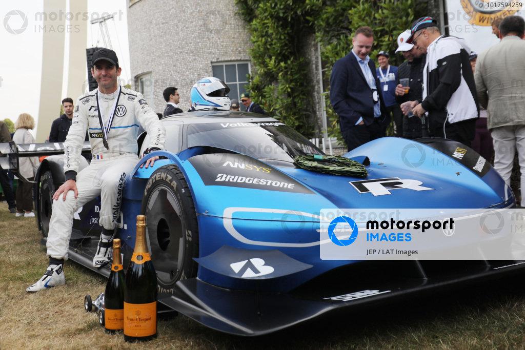 Romain Dumas (FRA) Volkswagen ID