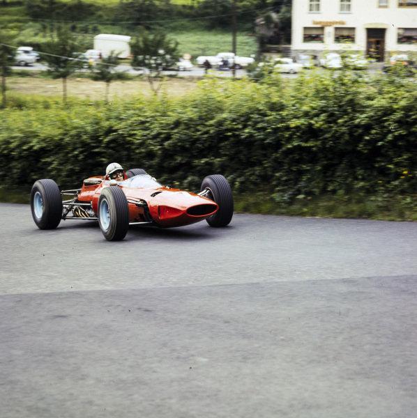 John Surtees, Ferrari 1512.