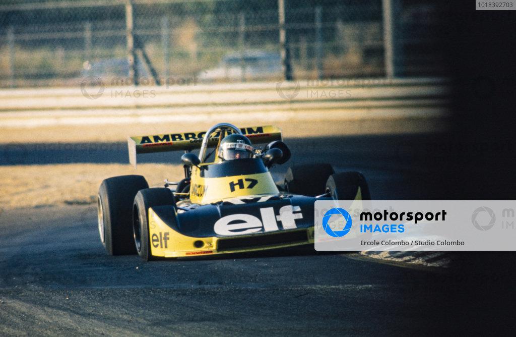 Jacques Laffite, Martini Mk16 BMW/Schnitzer.