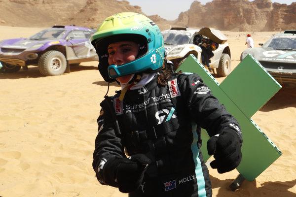 Molly Taylor (AUS), Rosberg X Racing