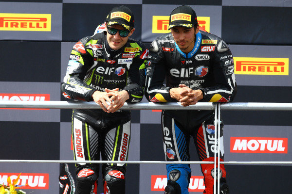 Jonathan Rea, Kawasaki Racing Team, Toprak Razgatlioglu, Turkish Puccetti Racing.