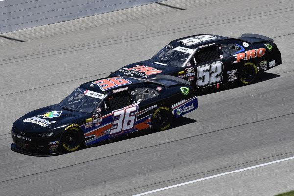 #36: Josh Williams, DGM Racing, Chevrolet Camaro Starbrite Star Tron/Simcraft and \x52