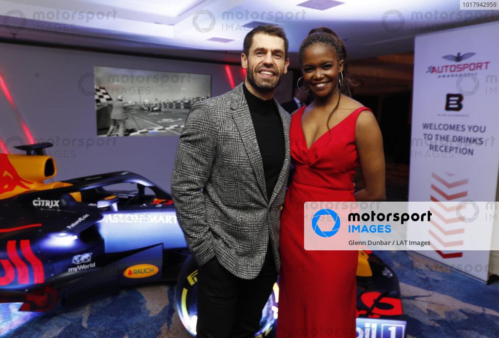 Kelvin Fletcher and Strictly Come Dancing partner Oti Mabuse