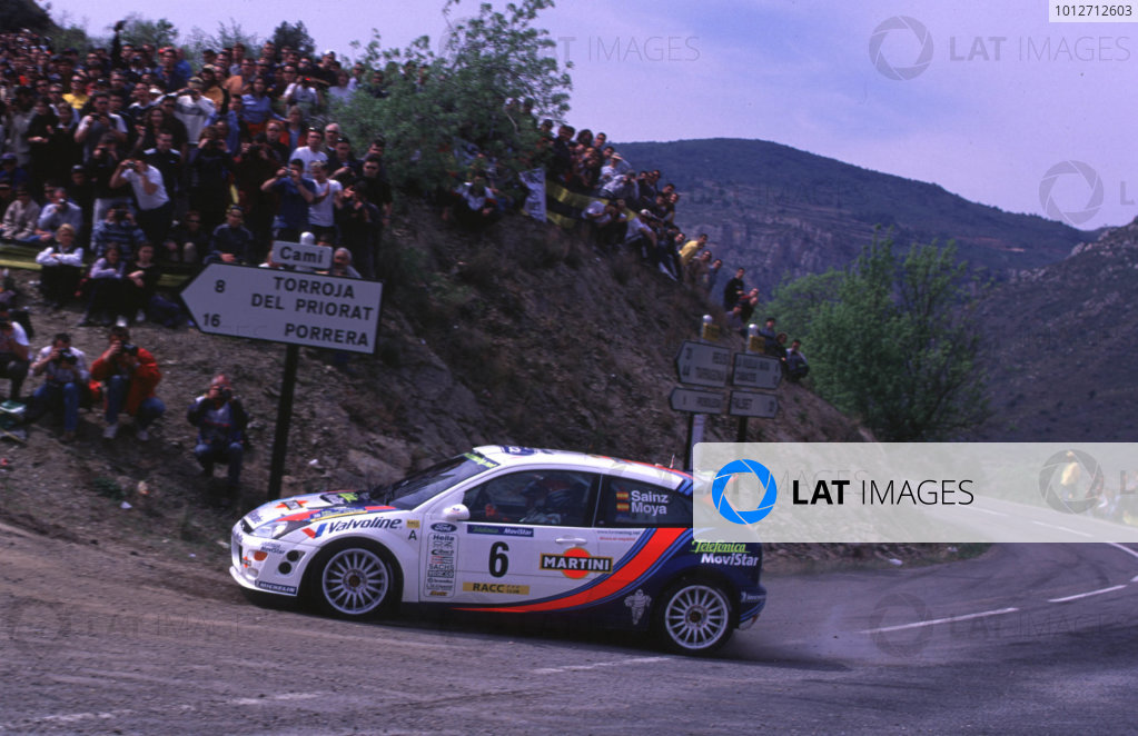 FIA World Rally Champs
