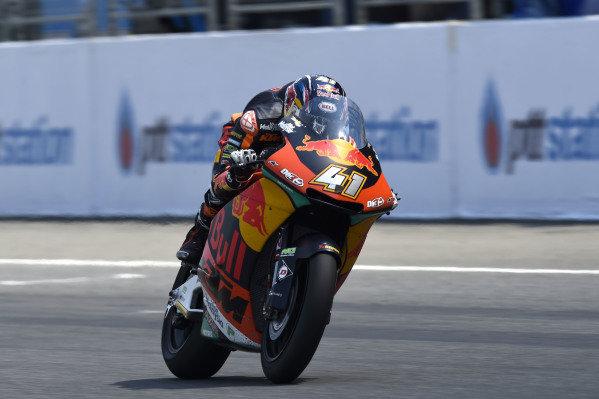 Brad Binder, Red Bull KTM Ajo.
