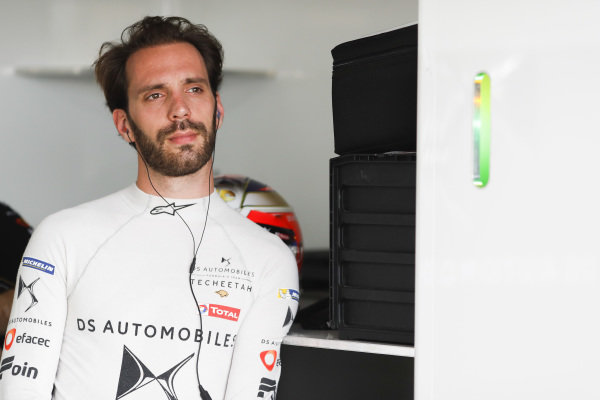 Jean-Eric Vergne (FRA), DS TECHEETAH, DS E-Tense FE19 in the garage