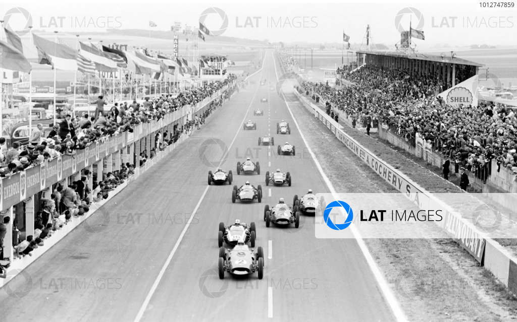 1960 French Grand Prix.
