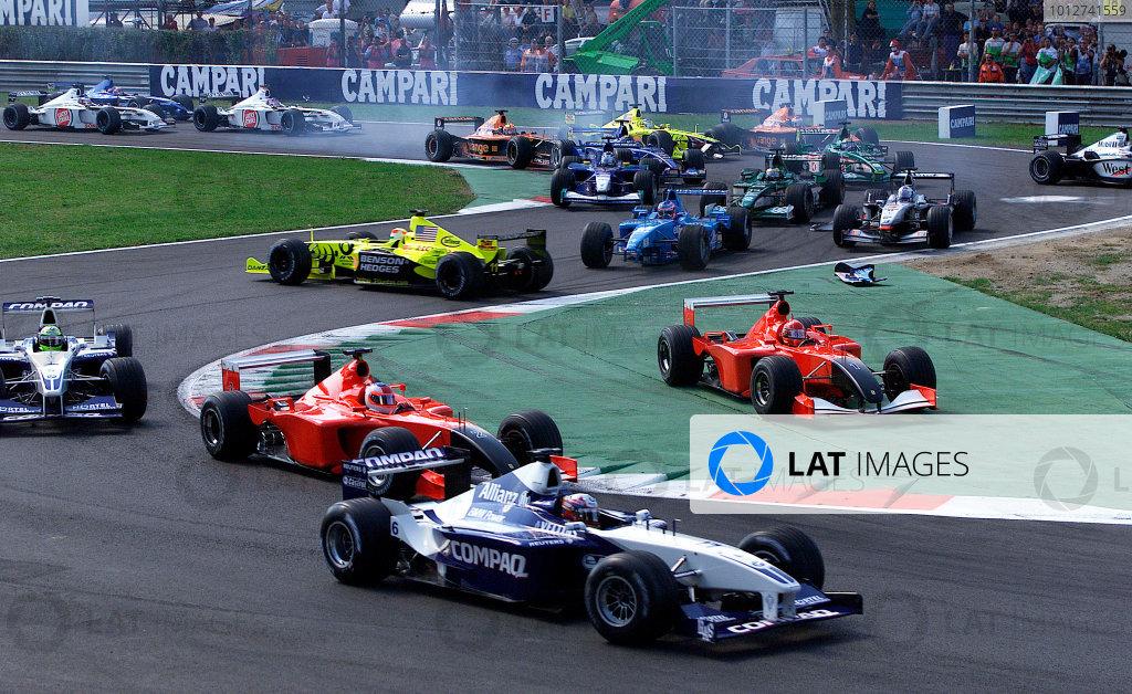 2001 Italian Grand Prix - Race