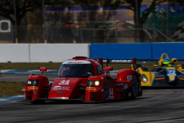 2017 IMSA Prototype Challenge Sebring International Raceway, Sebring, FL USA Friday 17 March 2017 44, Paul Fix, P3, M, Ave-Riley AR2 World Copyright: Jake Galstad/LAT Images ref: Digital Image lat-galstad-SIR-0317-15007