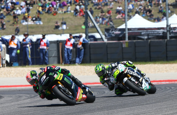 2017 MotoGP Championship - Round 3 Circuit of the Americas, Austin, Texas, USA Sunday 23 April 2017 Johann Zarco, Monster Yamaha Tech 3 World Copyright: Gold and Goose Photography/LAT Images ref: Digital Image MotoGP-R-500-3027