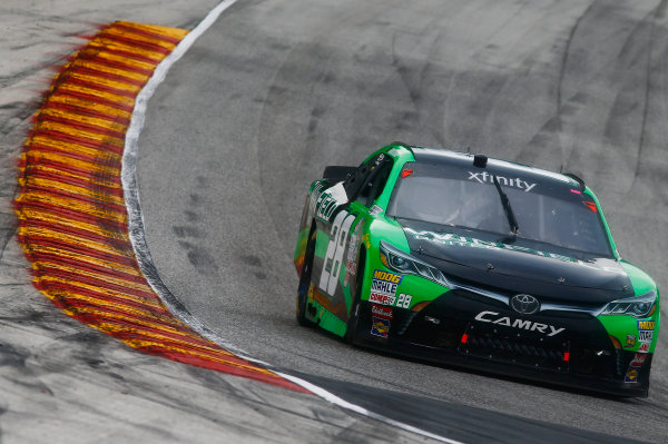 NASCAR XFINITY Series Johnsonville 180 Road America, Elkhart Lake, WI USA Sunday 27 August 2017 Dakoda Armstrong, JGL Racing Toyota Camry World Copyright: Brett Moist LAT Images