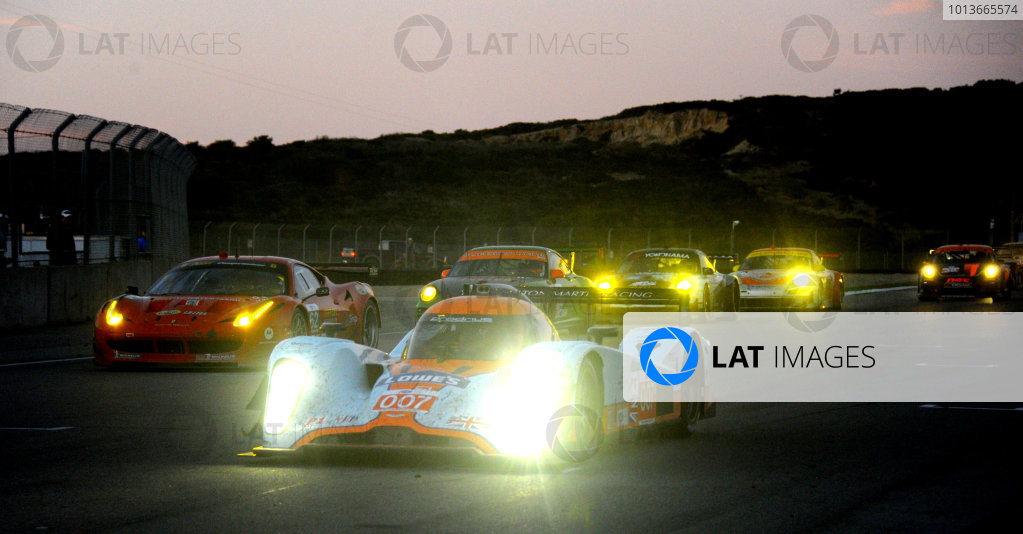 16-18 September, 2011, Monterey, California USA#007 Aston Martin Racing AMR/Lola Coupe B09 60(c)2011,  Dan R. Boyd  LAT Photo USA