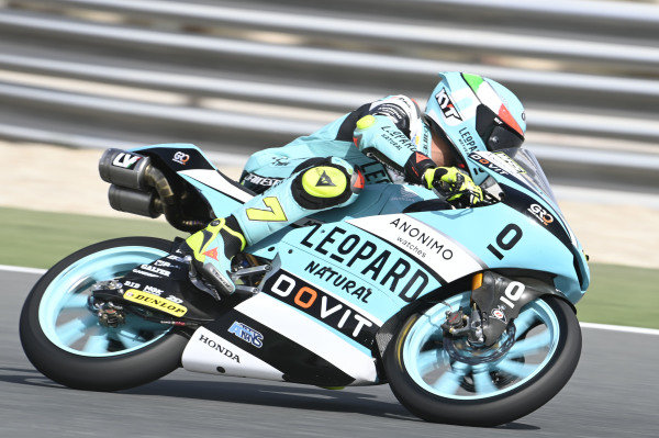 Dennis Foggia, Leopard Racing.