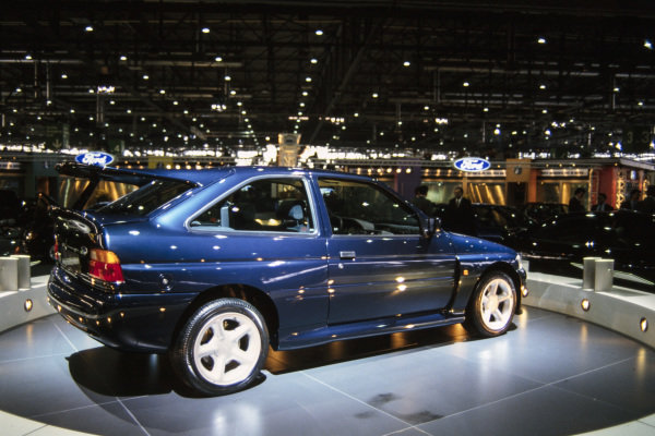 Ford Escort RS.