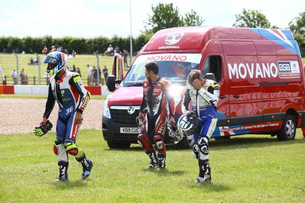 Leandro Mercado, Orelac Racing Team, Alessandro Alessandro Del Bianco, Althea Racing, Althea Racing, Ryuichi Kiyonari, Honda WSBK Team.