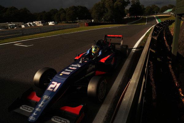 Christian Mansell (AUS) - Carlin BRDC GB3